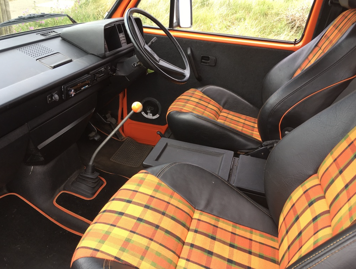 1989 Vw t25/3 campervan For Sale (picture 6 of 6)