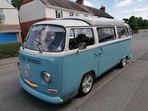 1968 VW camper