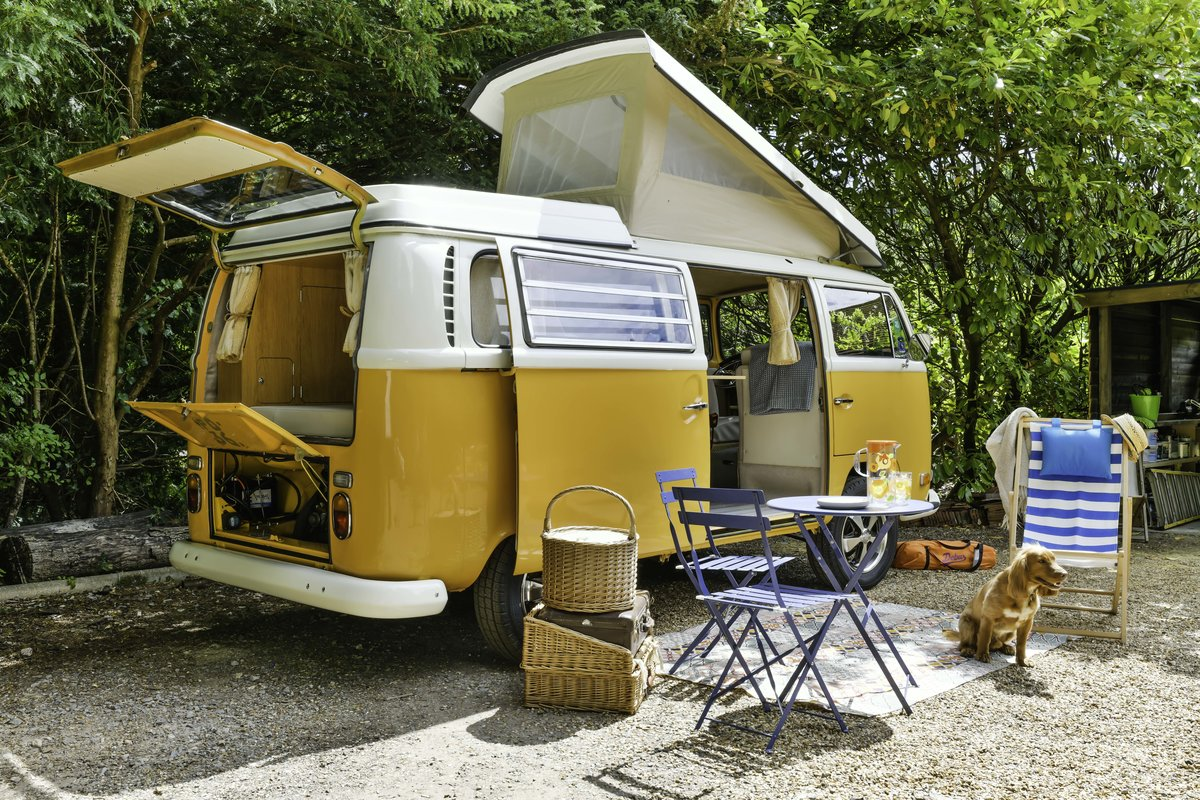 1971 We`ve put everything in to this stunning camper For Sale (picture 1 of 6)