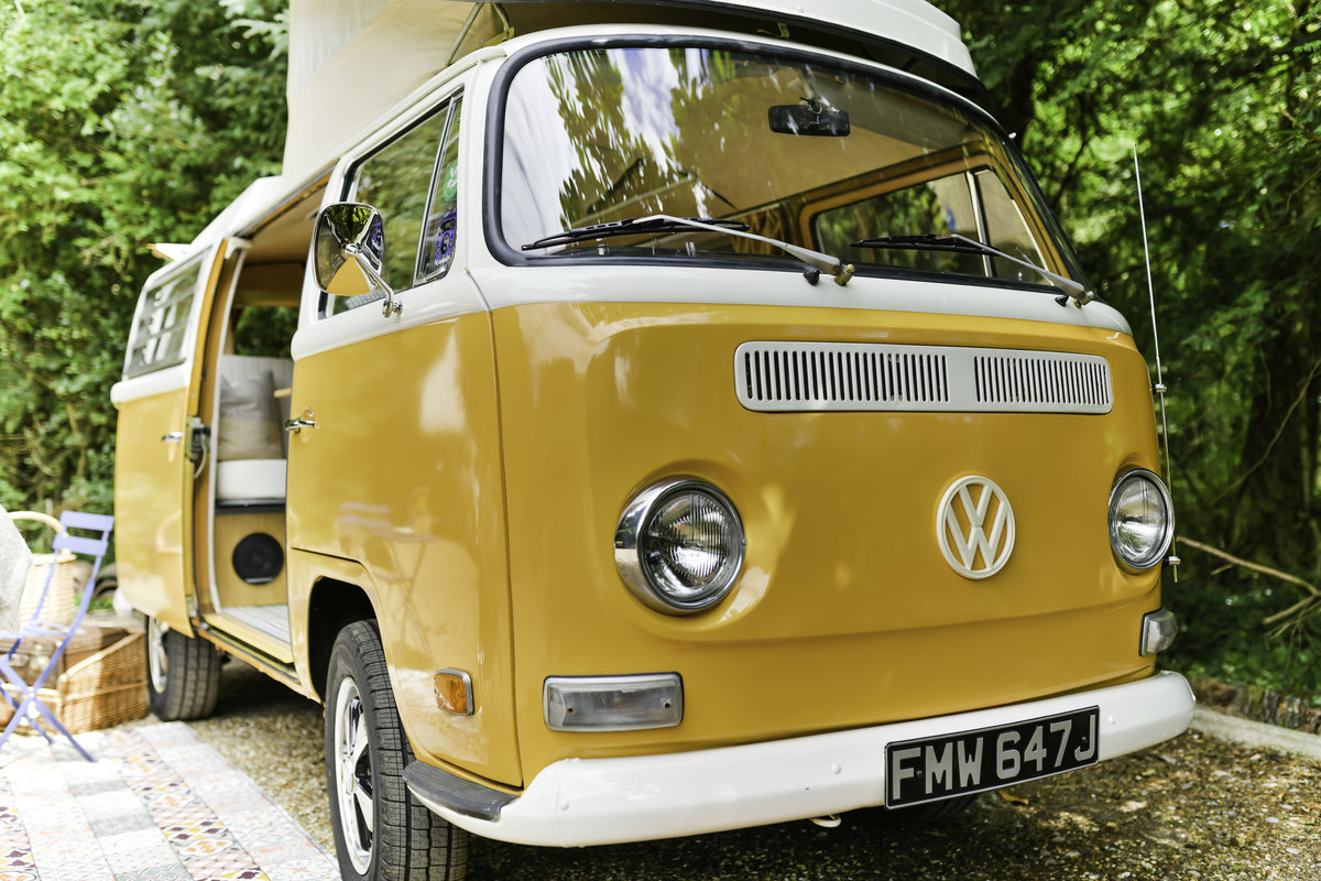 1971 We`ve put everything in to this stunning camper For Sale (picture 2 of 6)