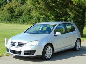 2007 Volkswagen Golf GT TDi.. Low Miles.. FSH.. Lovely Example.. SOLD