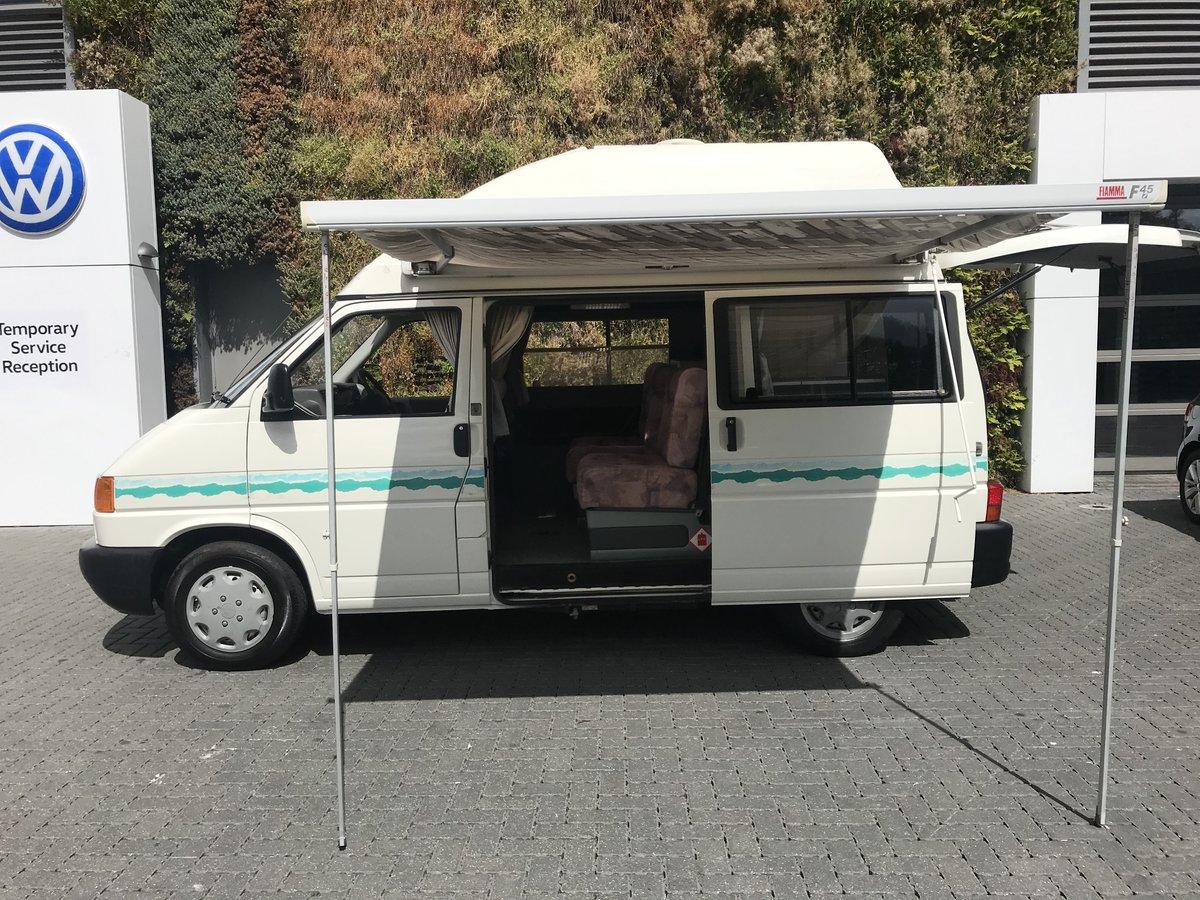 1999 Volkswagen t4 camper van 33000 miles very rare For Sale (picture 3 of 6)