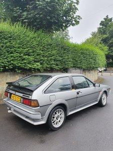 1991 VW Scirocco 1.8 GT / 8 valve 90 bhp