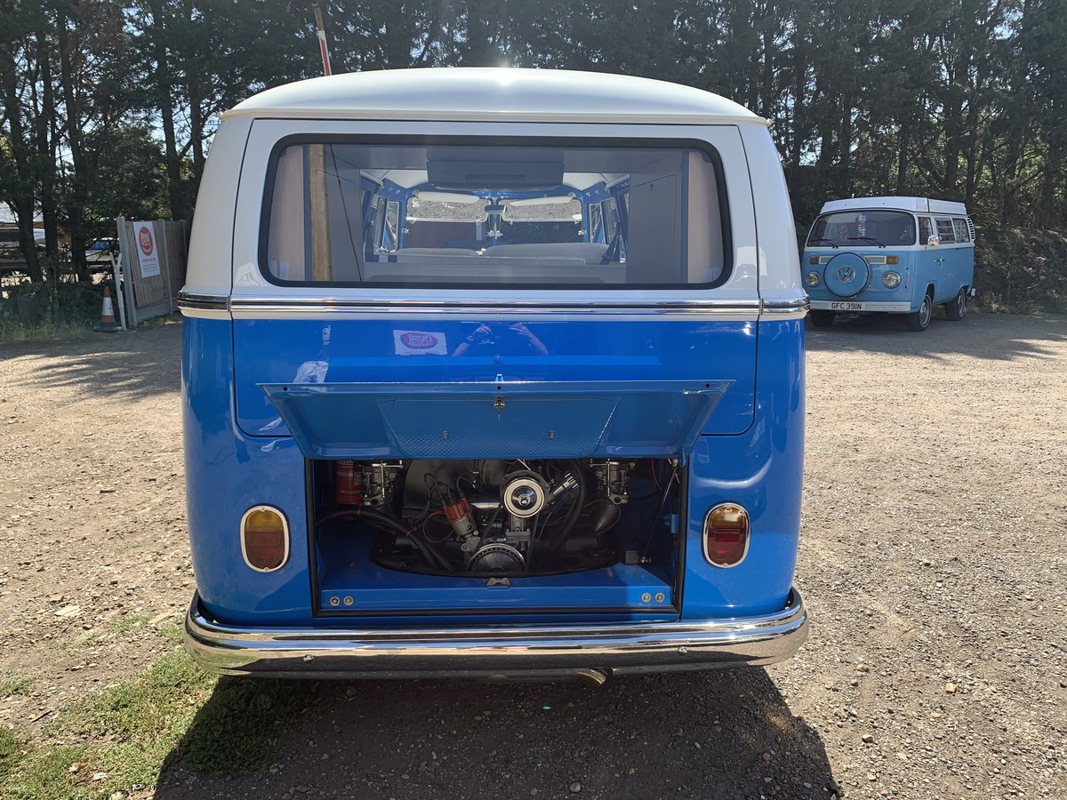 1967 VW Split Screen T2 TinTop For Sale (picture 4 of 6)