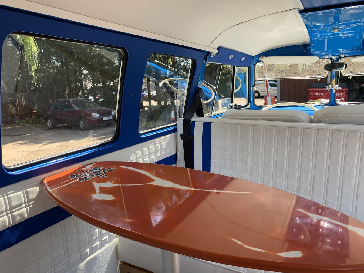 1967 VW Split Screen T2 TinTop For Sale (picture 6 of 6)