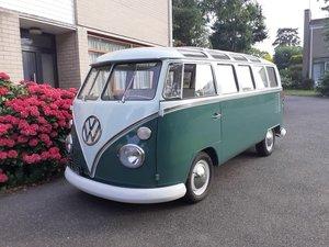 1966 VW Samba 21 Window