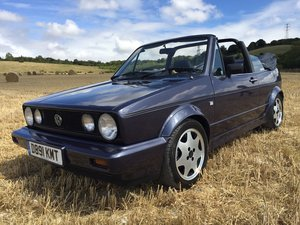 Picture of Stunning 1987 VW GTi Cabriolet, Fully Restored