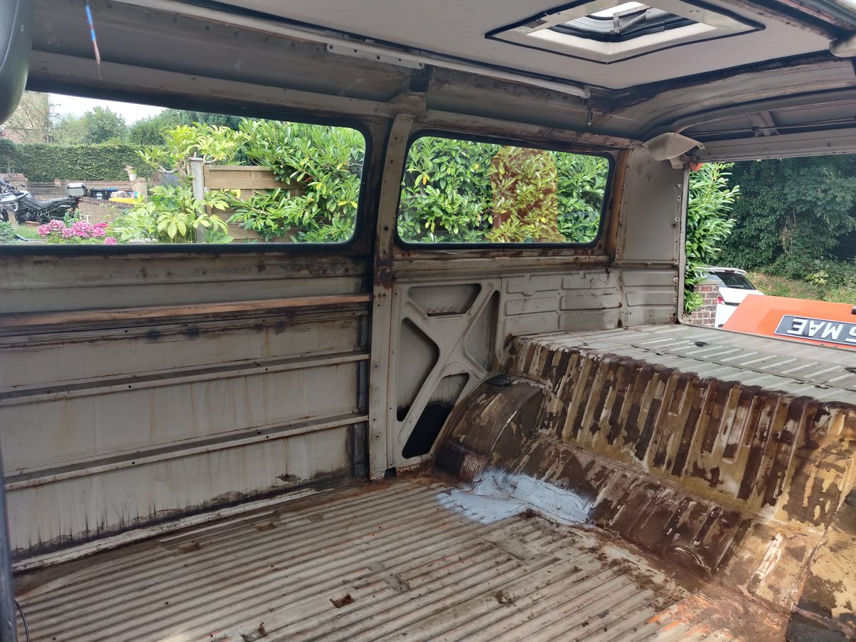 1974 VW T2, RHD, Campervan, 2000cc SOLD (picture 5 of 6)