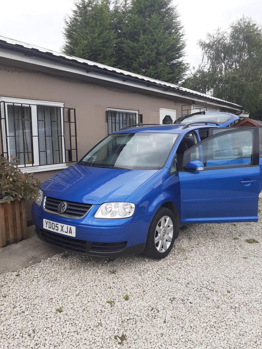 2005 Volkswagon Touran 7 seater  For Sale (picture 1 of 5)