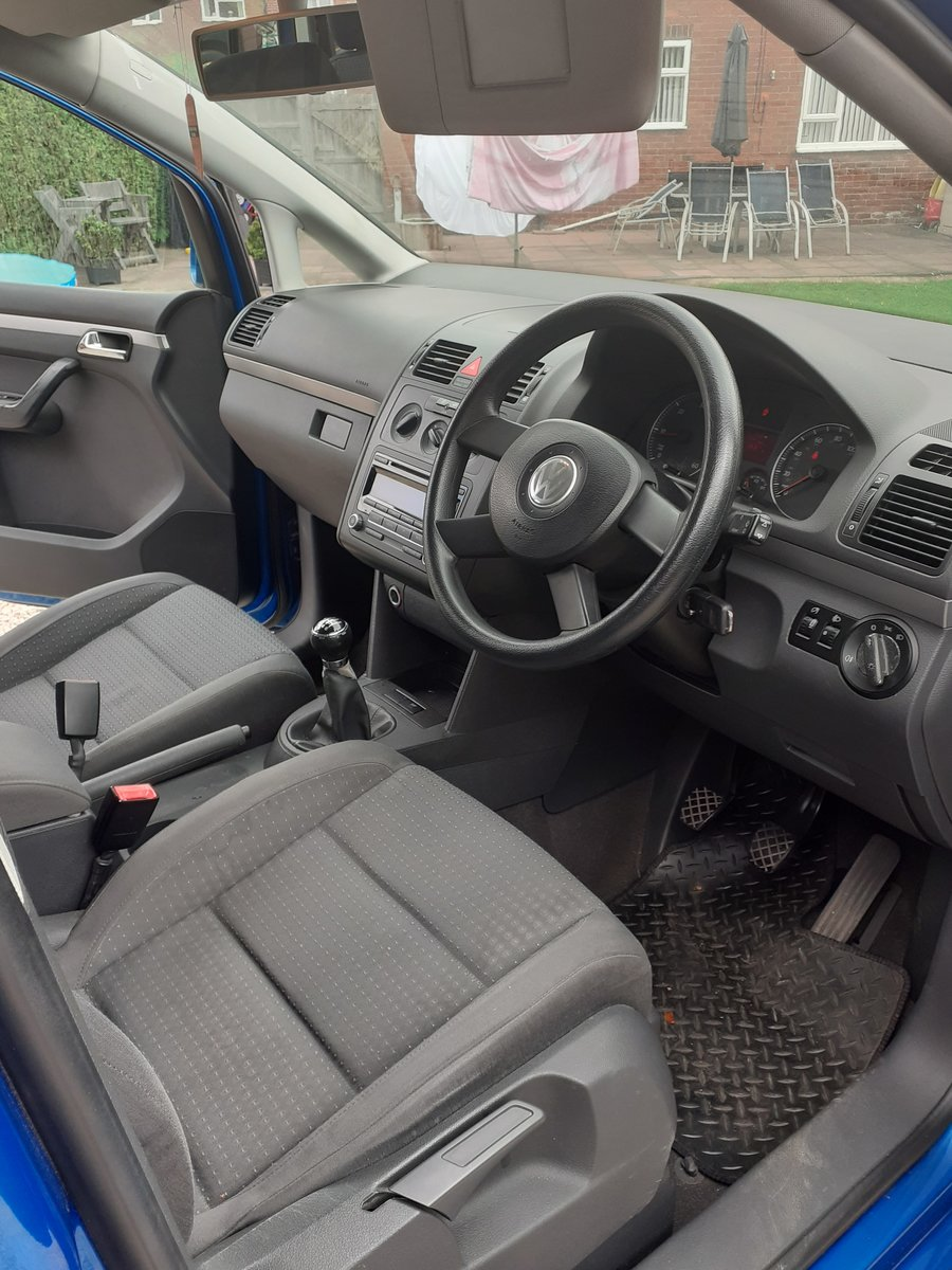 2005 Volkswagon Touran 7 seater  For Sale (picture 4 of 5)