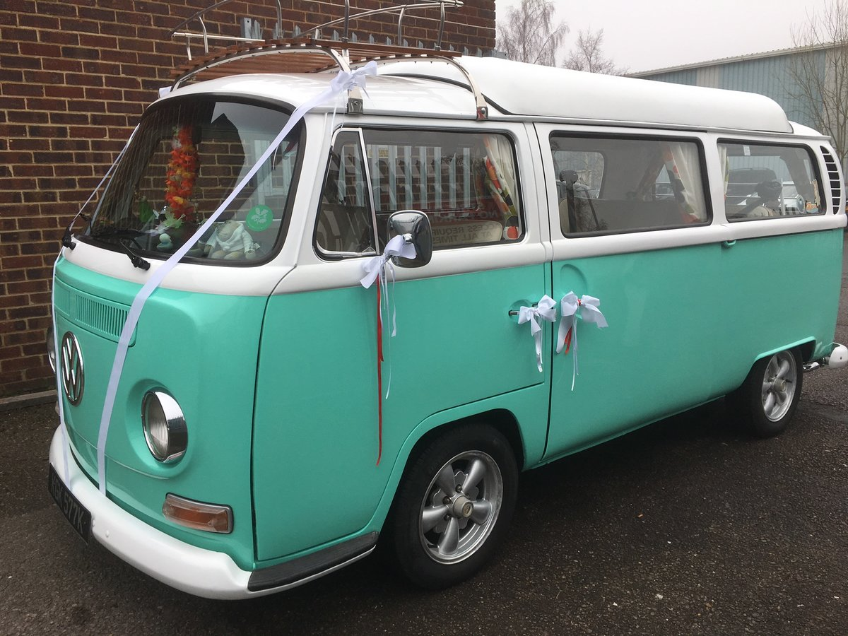 1971 VW Campervan Early Bay Walkthrough. For Sale (picture 1 of 6)