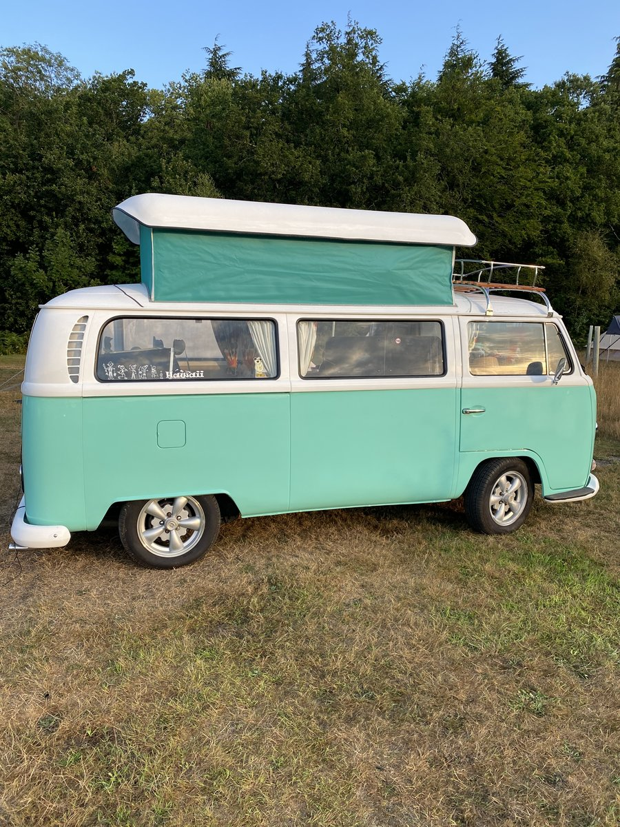 1971 VW Campervan Early Bay Walkthrough. For Sale (picture 2 of 6)