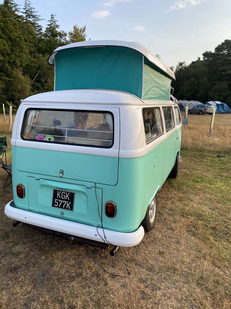 1971 VW Campervan Early Bay Walkthrough. For Sale (picture 4 of 6)