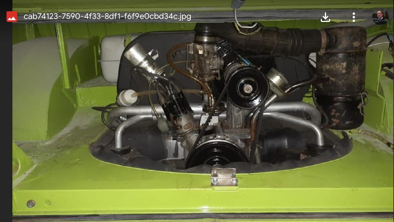 1975 Volkswagen split screen For Sale (picture 6 of 6)