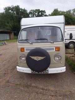 1975 Jurgen Autovilla Classic Campervan