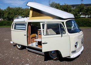 1970 VW Type 2 Early Bay Window Westfalia 1641