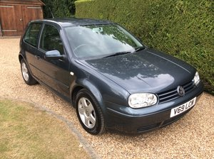 2000 VW Golf Gti 2.0 , 3 Door, One Private Owner, Just 48,138 mil For Sale