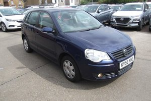 2006 VW POLO 1.2 S  5 DOOR HATCHBACK MANUAL 144 g/km 65 bhp