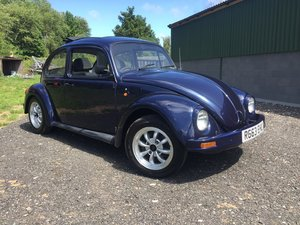 Vw beetle mexibug 11m mot fuel injection good cond