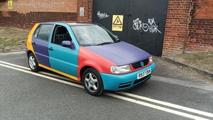 1997 VW Polo 1.6 Automatic 40,000 miles