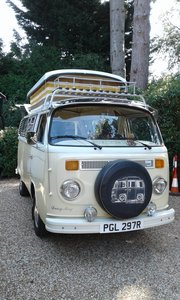 "1977 VW Devon Conversion ""Daisy May"""