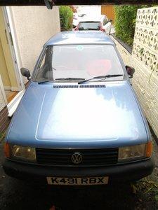 1992 VW Polo CL, Hatchback