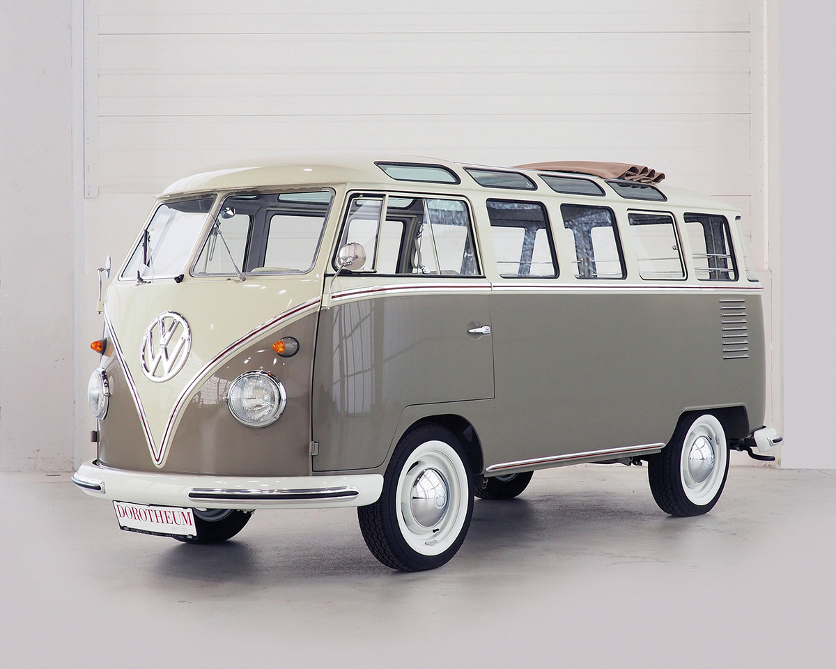 1962 Volkswagen Type 24 Sondermodell 23 Fenster For Sale by Auction (picture 1 of 6)
