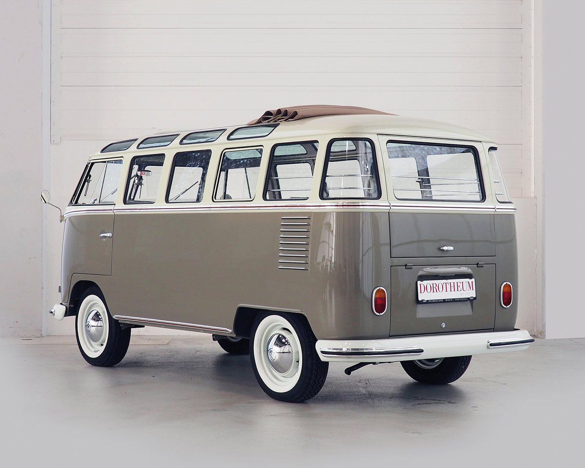 1962 Volkswagen Type 24 Sondermodell 23 Fenster For Sale by Auction (picture 2 of 6)