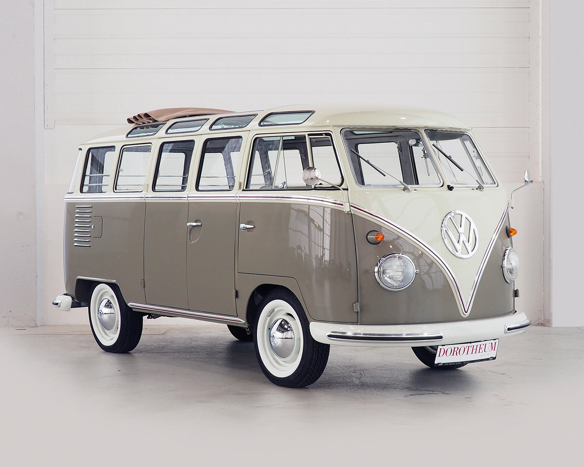 1962 Volkswagen Type 24 Sondermodell 23 Fenster For Sale by Auction (picture 3 of 6)