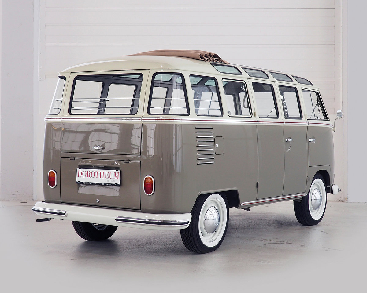 1962 Volkswagen Type 24 Sondermodell 23 Fenster For Sale by Auction (picture 4 of 6)