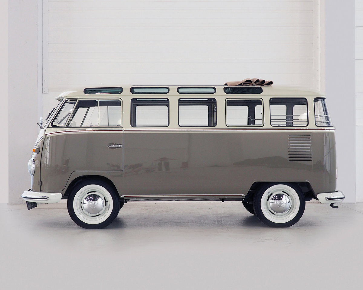 1962 Volkswagen Type 24 Sondermodell 23 Fenster For Sale by Auction (picture 5 of 6)