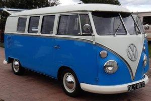 1965 VW Devon Camper RHD