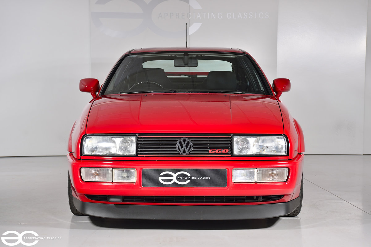 1991 Corrado G60 A very rare & well cared for example - 42k miles SOLD (picture 1 of 6)