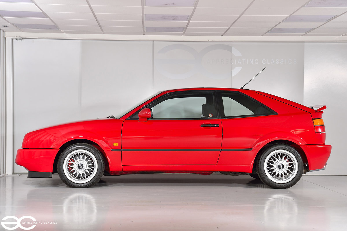 1991 Corrado G60 A very rare & well cared for example - 42k miles For Sale (picture 3 of 6)