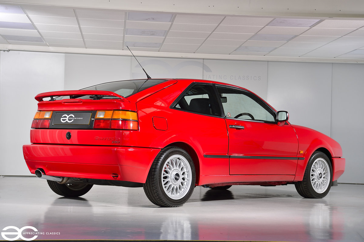 1991 Corrado G60 A very rare & well cared for example - 42k miles SOLD (picture 4 of 6)