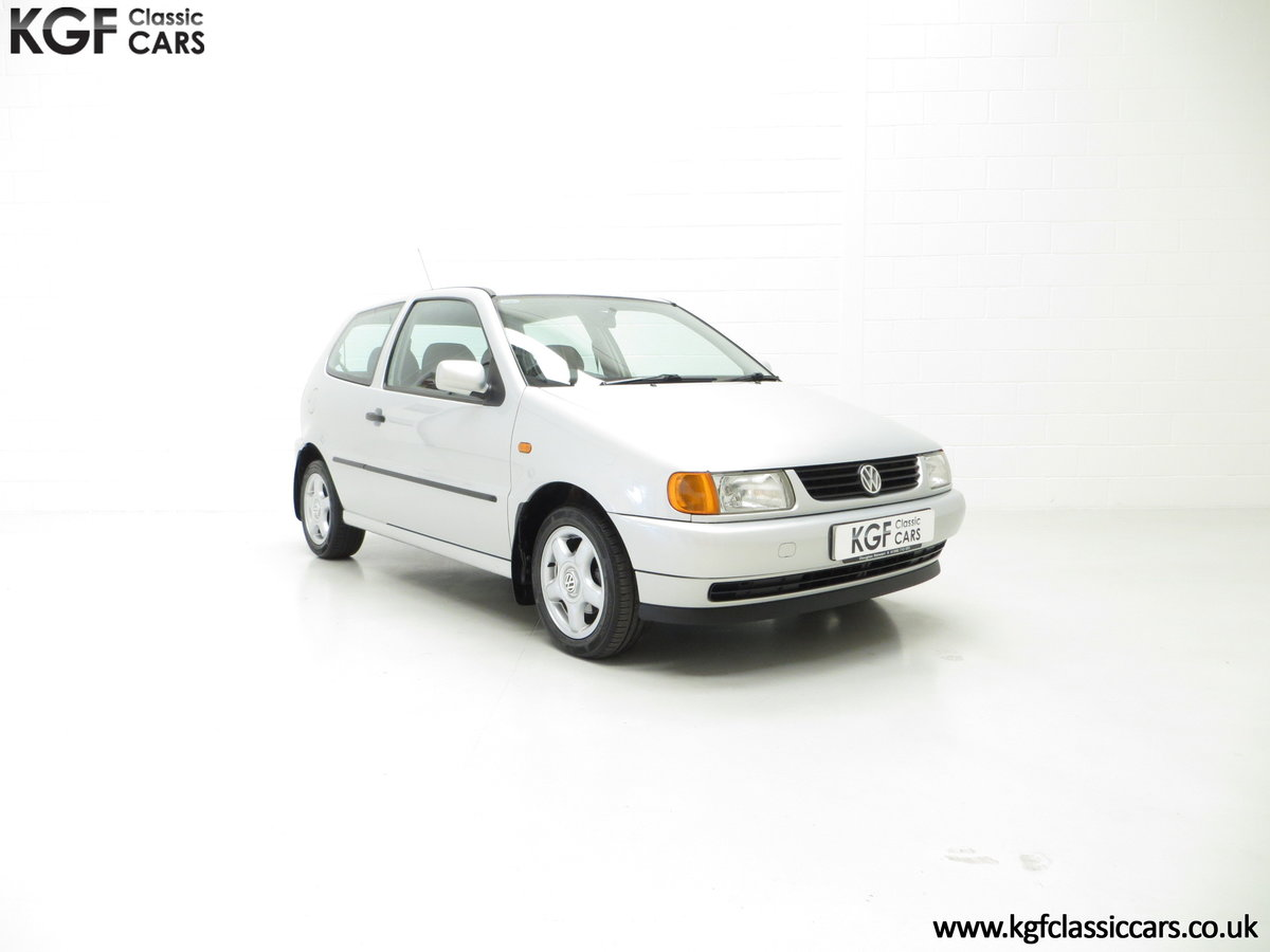 1998 Volkswagen Polo 1.4 CL, Mother & Son Owned with 22,608 Miles SOLD (picture 1 of 24)