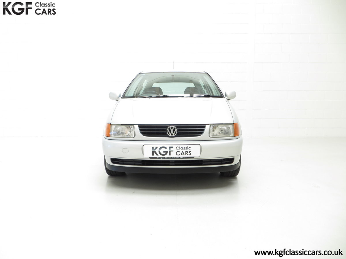 1998 Volkswagen Polo 1.4 CL, Mother & Son Owned with 22,608 Miles SOLD (picture 3 of 24)
