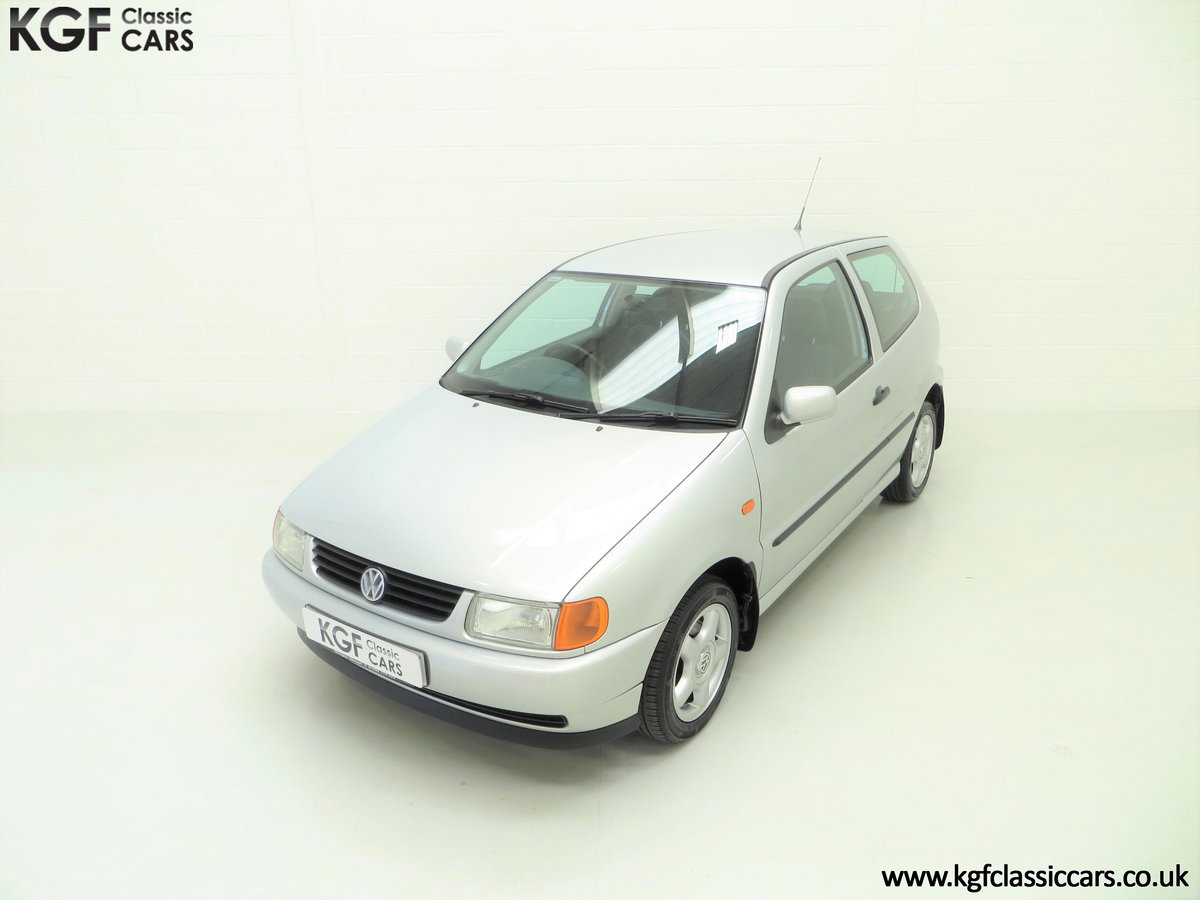 1998 Volkswagen Polo 1.4 CL, Mother & Son Owned with 22,608 Miles SOLD (picture 5 of 24)