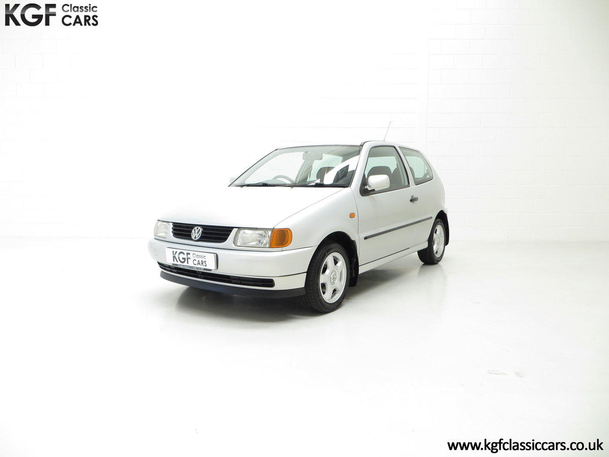 1998 Volkswagen Polo 1.4 CL, Mother & Son Owned with 22,608 Miles SOLD (picture 6 of 24)