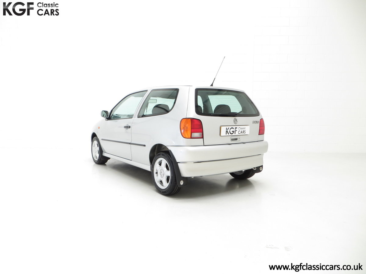 1998 Volkswagen Polo 1.4 CL, Mother & Son Owned with 22,608 Miles SOLD (picture 8 of 24)
