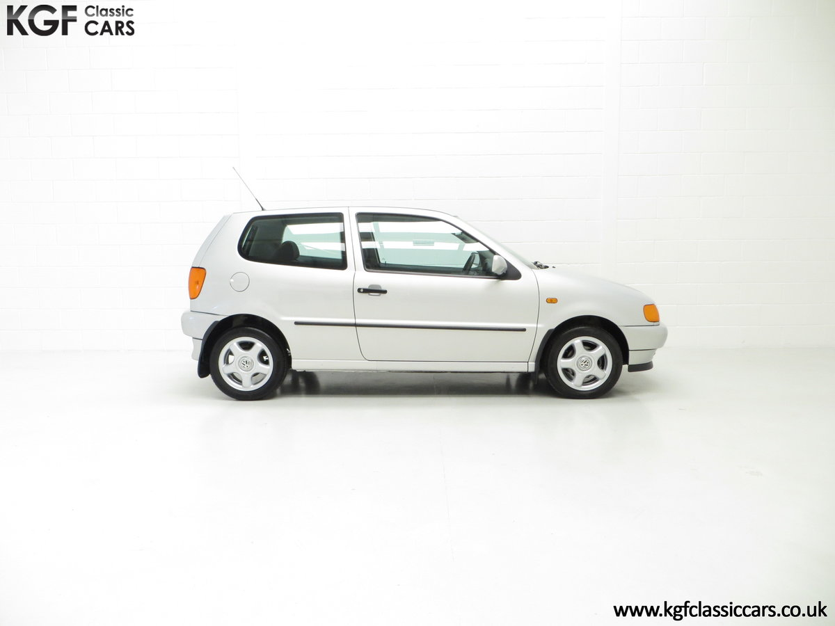 1998 Volkswagen Polo 1.4 CL, Mother & Son Owned with 22,608 Miles SOLD (picture 12 of 24)