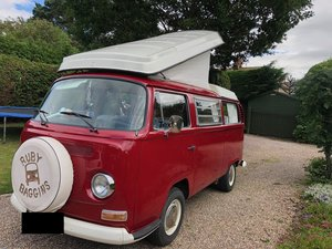 1971 VW Type 2 Westfalia Restored Early Bay