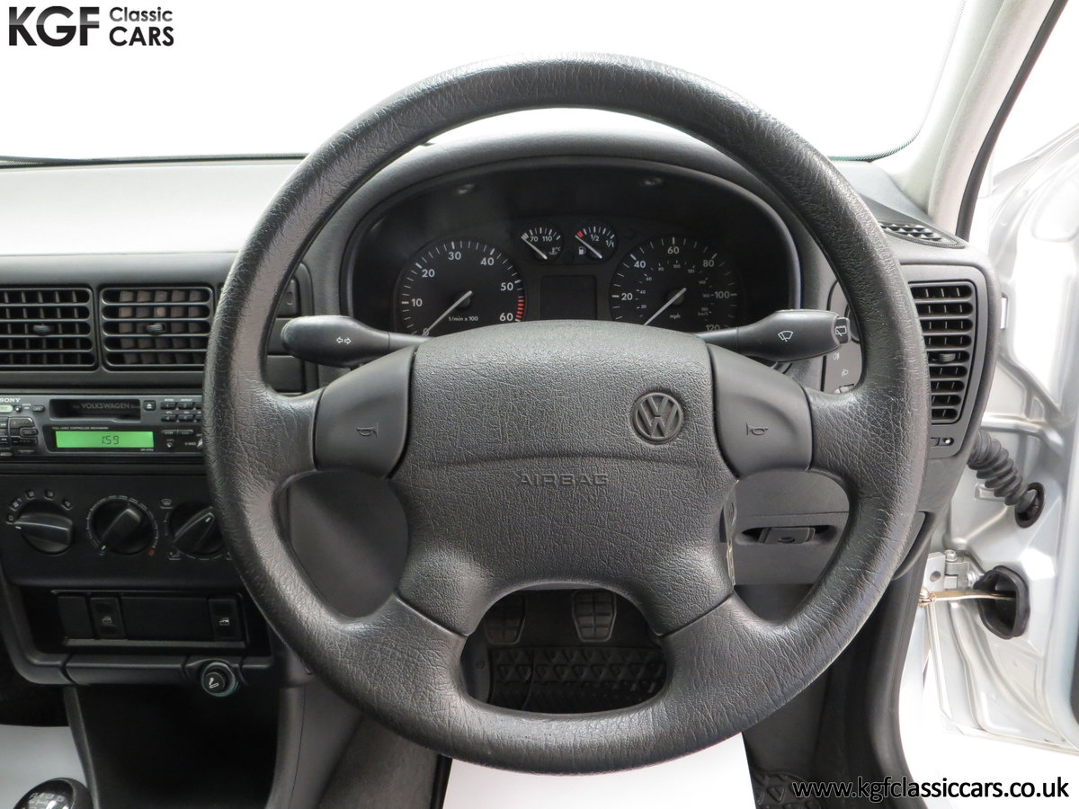 1998 Volkswagen Polo 1.4 CL, Mother & Son Owned with 22,608 Miles SOLD (picture 22 of 24)