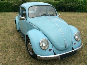 1971 Volkswagen Beetle 1200cc