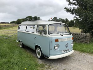 Beautiful VW T2 Bay Camper Van