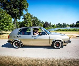 1987 VW Golf Mk2 type 19 1.8 gl outstanding condition w For Sale