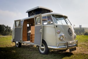 1965 VW Split screen SO 42 Westfalia Pop top camper van