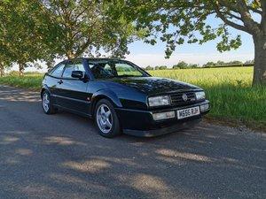 1995 VW corrado VR6 excellent car huge history file