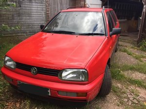 Picture of 1996 VW Golf estate