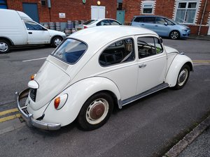 Special edition Beetle